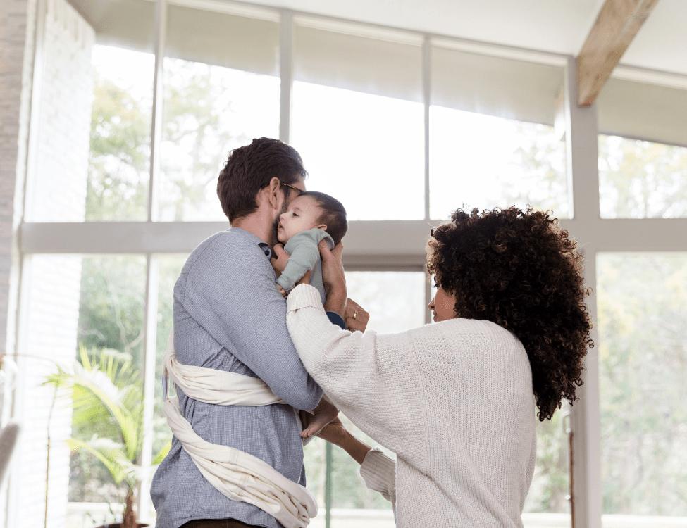 Un Nouveau Pas, accompagnement à la parentalité Vannes⎮portage bébé
